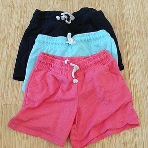 NWOT Cat & Jack shorts bundle
